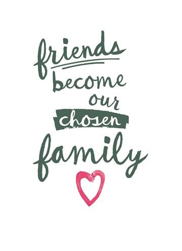 Valentijnskaart - valentijnkaart-friends-become-our-closer-family