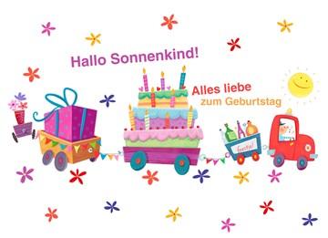 Geburtstagskarte Kind Junge - 1530A0EF-5EC6-4931-AA52-BD1B0DF5EBD9