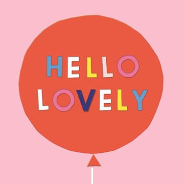 Valentijnskaart - Hello-lovely