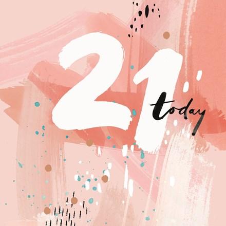 Verjaardag 21 Vrouw.Kaarten Verjaardag Vrouw Leeftijden Verjaardag Vrouw