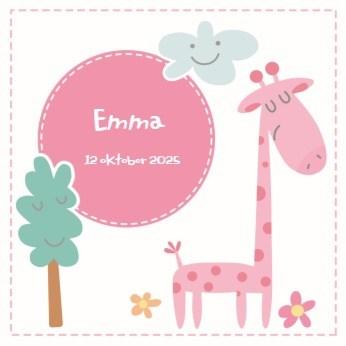 - roze-giraffe-meisje