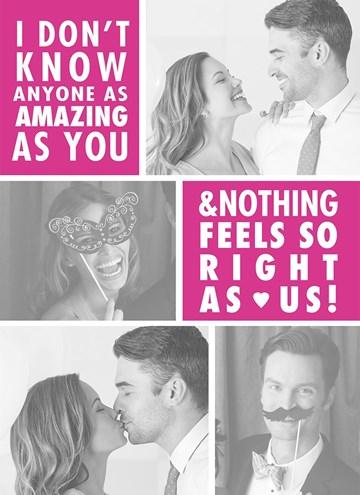 valentijnskaart - nothing-feels-so-right-as-us