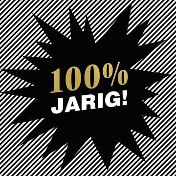 Gold & Fabulous - 100-procent-jarig