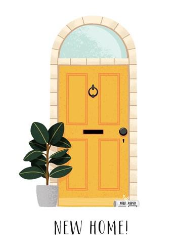 - new-home-gele-deur