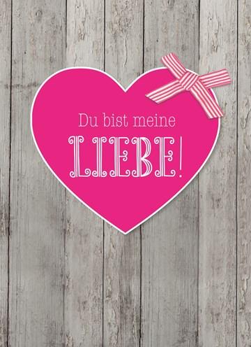 Valentinstagskarte - Valentinstag Grußkarte - 5BB27419-0FD0-4E23-B81D-E10E2D65CE0D