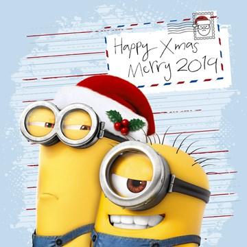 - kerst-minions-happy-xmas