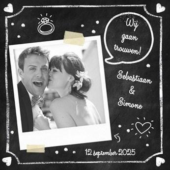 - huwelijk-kaart-krijtbord-fotokaart