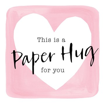 Valentijnskaart - this-is-a-lovely-paper-hug-for-you-this-valentine