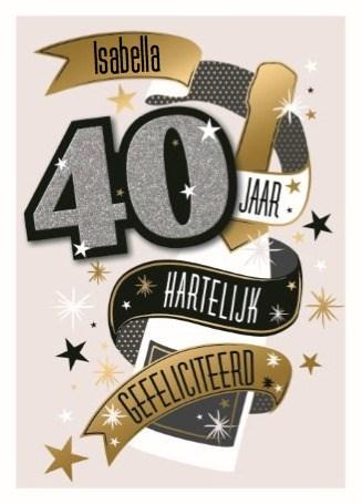 Nieuw Kaarten Verjaardag leeftijden - 40 | Hallmark VN-72
