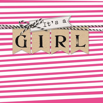 - strepen-its-a-girl