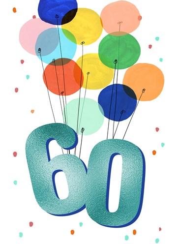 - Verjaardagskaart-60-met-ballonnen