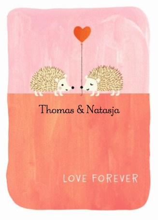 valentijnskaart - edit-egels