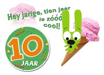 - 10-jaar-is-zoooo-cool