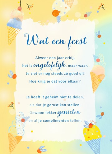 - Verjaardagskaart-wat-een-feest-More-than-words