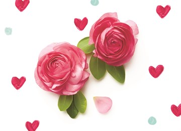 - bloemen-en-hartjes