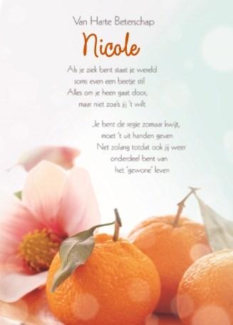 - sinaasappels-beterschap