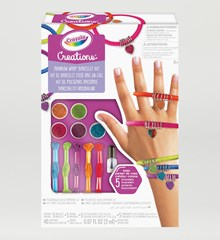 Crayola Kit Armbanden Maken