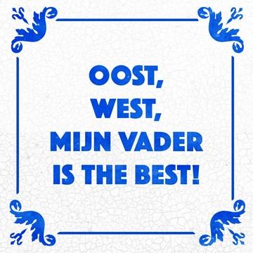 - Vaderdagkaart-Hip-Oost-west-mijn-vader-is-the-best