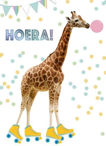 - hoera-met-deze-giraffe-met-confetti