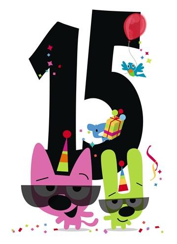 Geburtstagskarte Lebensalter - 49653D20-FBF0-4980-96A6-AB48D27BE33A