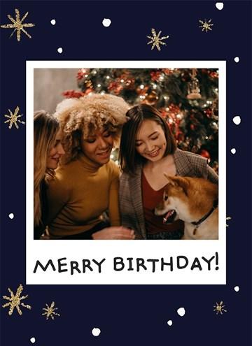 - kerstkaart-fotokaart-verjaardag-merry-birthday