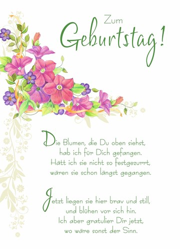 Geburtstagskarte Frau - 91625418-665B-4B3A-A738-AC8E6CFDDE1A