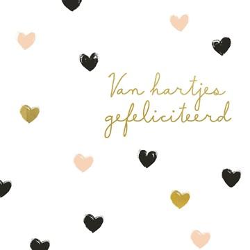 Gold & Fabulous - van-hartjes-gefelciteerd
