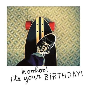 Verjaardagskaart jongens - polaroid-kaart-woohoo-its-your-birthday