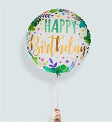 Ballon Recycle Verjaardag Hip Jungle