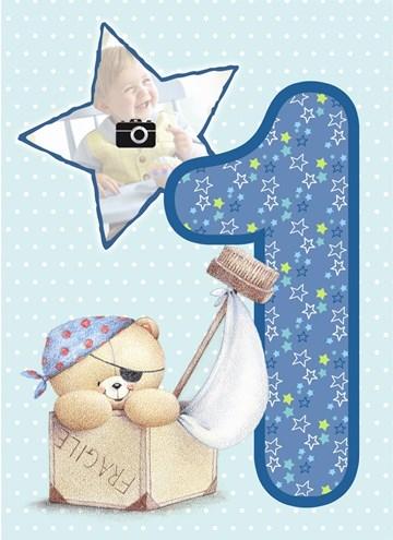 - fotokaart-forever-friends-ster-1-jaar