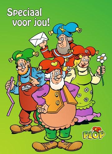 Studio 100 kaart - speciaal-voor-jou-van-kabouter-plop