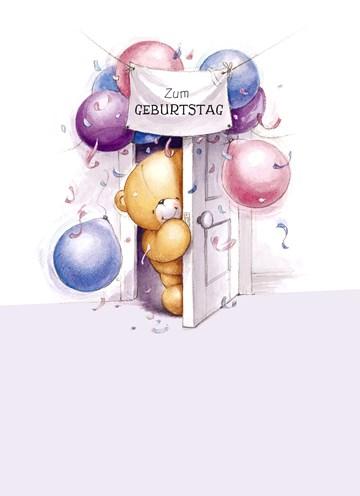 Geburtstagskarte Teen Mädchen - 2F845E59-405F-4724-890C-5F339781D83E
