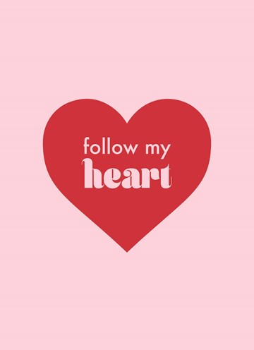 valentijnskaart - follow-my-heart