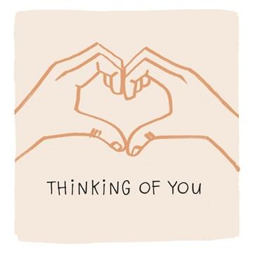 - Zomaar-kaart-thinking-of-you