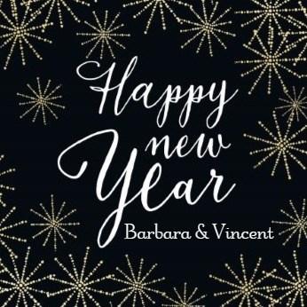 Nieuwjaarskaart - nieuwjaar-happy-NY