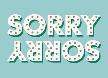 - verry-sorry
