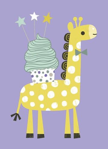 - giraffe-met-cupcake