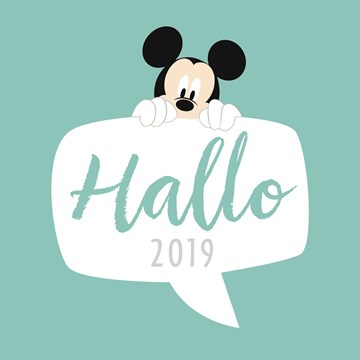Goede Kaarten Disney - Mickey & Friends | Hallmark LB-33