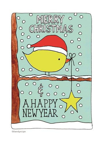 - Sandysign-kerstkaart-merry-christmas-a-happy-new-year