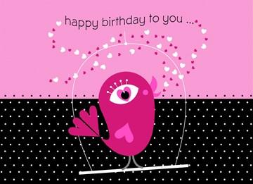 Geburtstagskarte Teen Mädchen - 3F291C74-9D8F-4A5F-BE62-686C0396EF06