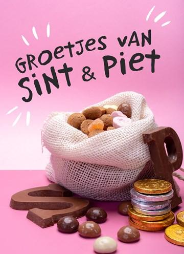 - Sinterklaaskaart-Groetjes-van-Sint-en-piet-Snoepgoed