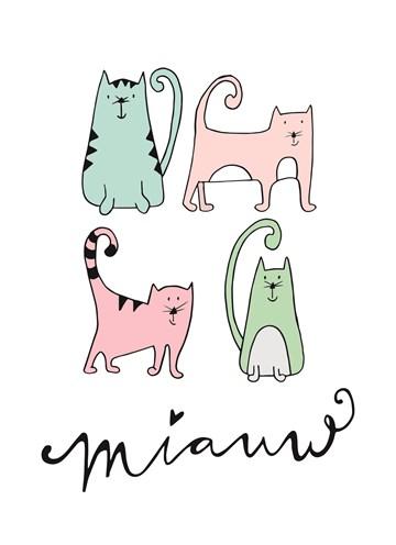 - Miauw