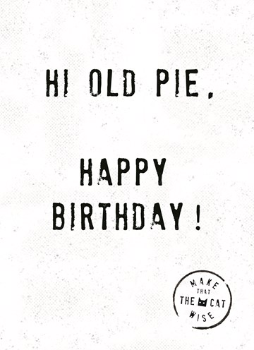 - hi-old-pie