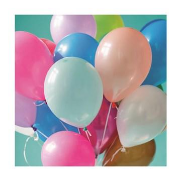 Felicitatiekaart - heel-erg-veel-ballonnen