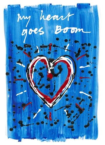 - Valentijnskaart-Ruud-de-Wild-My-heart-goes-boom