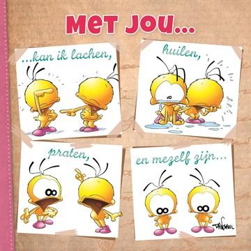 Valentijnskaart - le-piaf-kaart-met-jou-kan-ik-lachen-huilen-praten-en-mezelf-zijn