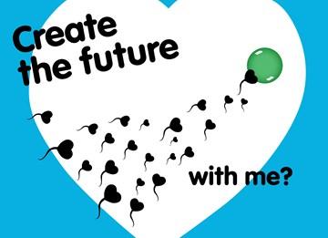 Boomerang kaart - create-the-future-with-me-