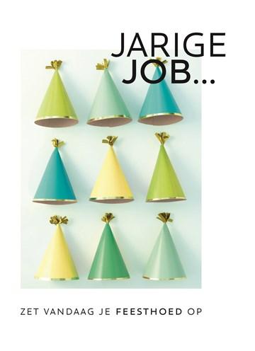 - party-decorations-kaart-voor-de-jarige-job-zet-vandaag-je-feesthoed-op