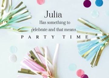 - partytime-uitnodiging