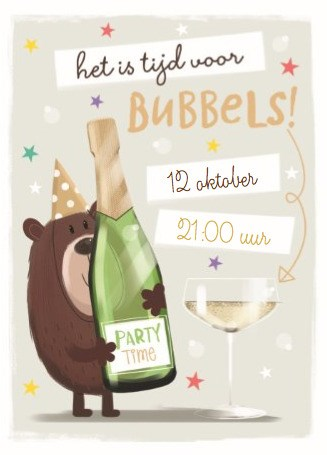 All About Gus - tijd-voor-bubbels